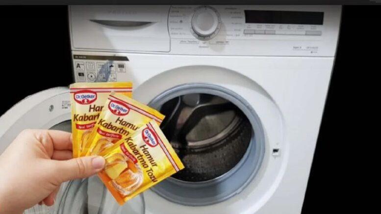 Çamaşır Makinesinin Kirini Kirecini Böyle Temizleyin 1