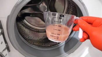 Çamaşır Makinesinin Kirini Kirecini Böyle Temizleyin