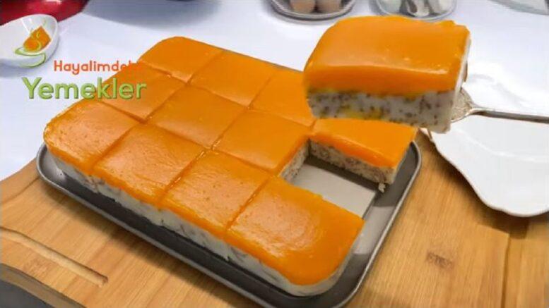 Çok Şaşıracağınız İlk Kez Göreceğiniz Pasta Tarifleri