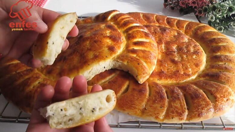 Ekmeğin Yerini Alacak Nefis Kahvaltılık Çörek Tarifi