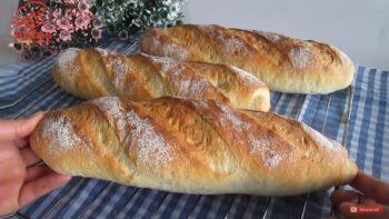 Evde Fevkalede Taş Fırın Ekmeği Tarifi