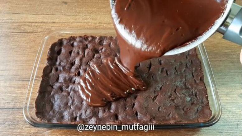 Farklı Ve Kolay Pasta Yapmak İsteyenler Bu Tarif Size 3