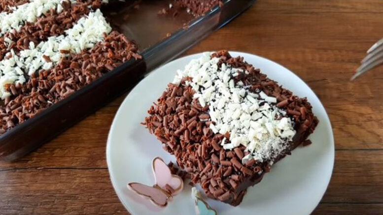 Farklı Ve Kolay Pasta Yapmak İsteyenler Bu Tarif Size