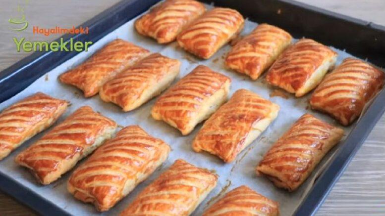 Oklavasız Böreği Böyle Deneyin Hayran Kalacaksınız