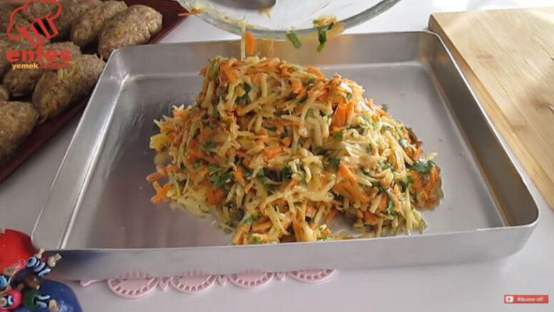 Patatesten Muhteşem Yeni Ana Yemek Tarifi 2