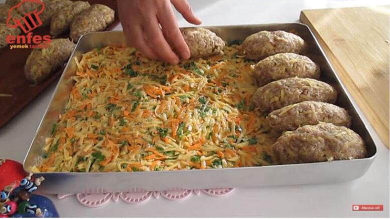 Patatesten Muhteşem Yeni Ana Yemek Tarifi 3