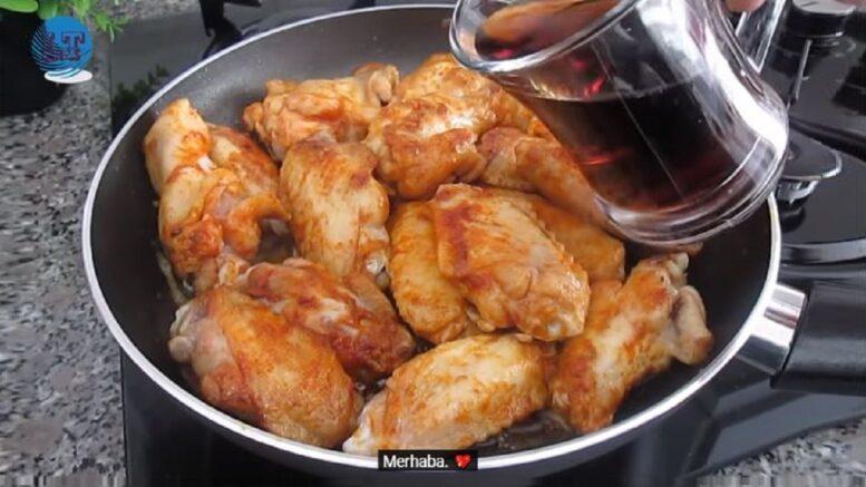 Tavuk Kanadının En Lezzetli Yapılışı Sizlerle 1