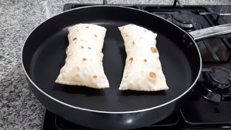 Tekniği İlk Kez Gösterilen Kahvaltılık Ekmek Tarifi
