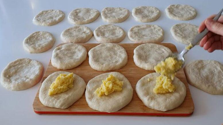 Aranan Gerçek Patatesli Pastane Açması Tarifi 2