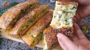 Aşırı Lezzetli Ve Kolay Kahvaltı Böreği Tarifi