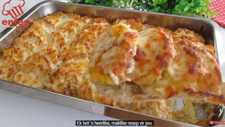 Bu Tarifi Gören Artık Patatesi Böyle Pişirecek