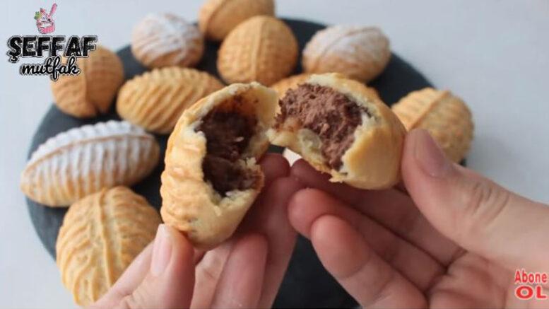 Fincan Ve Cımbızdan Şekerbura Tarifi