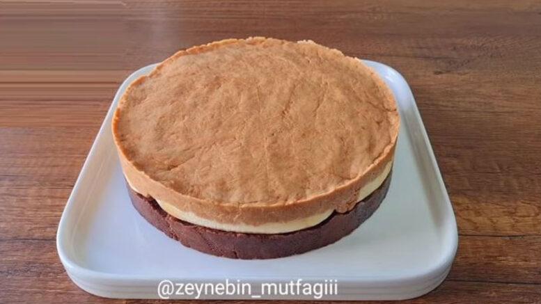 Fırın Yok Pişirme Yok 10 Dakikada Hazır Pasta Tarifi 2