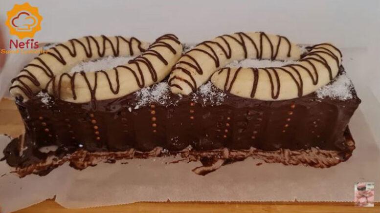 Fırınsız Kalıpsız İnanılmaz Kolay Pasta Tarifi