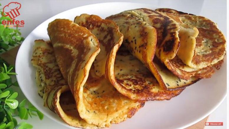 Kahvaltıların Vaz Geçilmezi Olacak Mısır Unlu Tarif