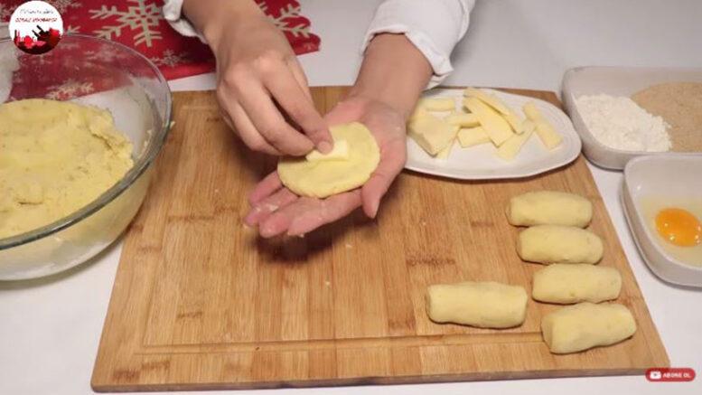 Patatesten Çocuklar Ve Büyükler İçin Harika Tarif 2