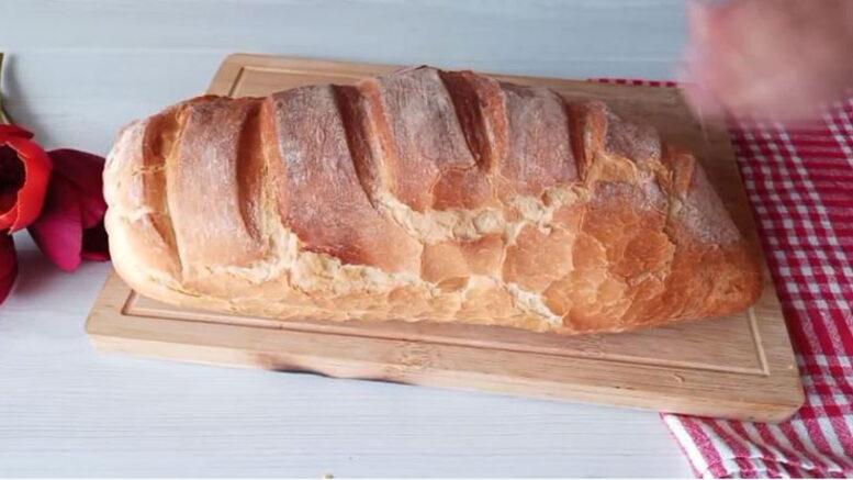 Poşet İçinde Yapılan Ekmeğe Şaşıracaksınız