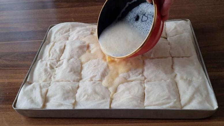Sosuna Eklenen Malzeme Sayesinde Efsane Börek Tarifi 1