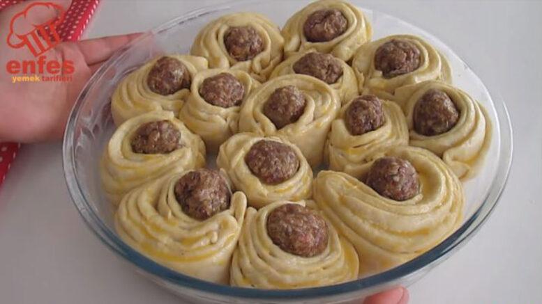 Şok Edici Muhteşem Börek Çörek Tarifi