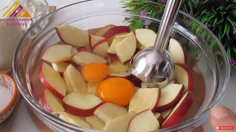 Elma İle Yumurtayı Çırpın En Değişik Kahvaltılık Olsun 1