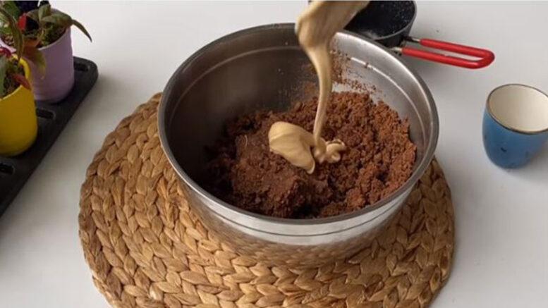 Fırın Ocak Kullanmadan Çikolatalı İkramlık Tarifi 2