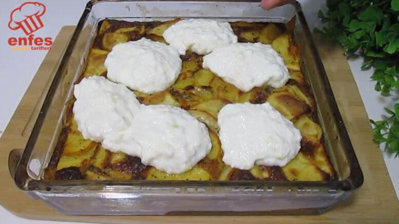 Patates İle Yapılan Tadına Doyulmaz Tarif 3