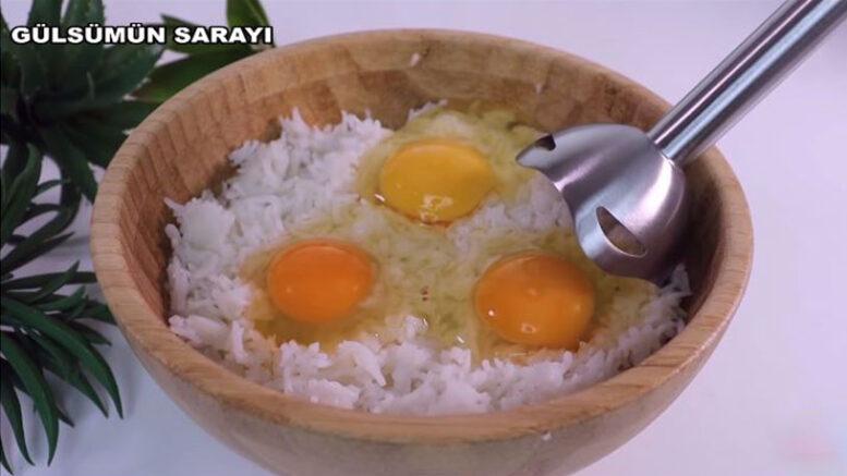 Pirinçli Kahvaltılığın Bağımlısı Olacaksınız 1