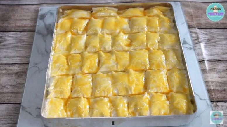 Ramazanda Favoriniz Olacak Hazır yufka Böreği 3
