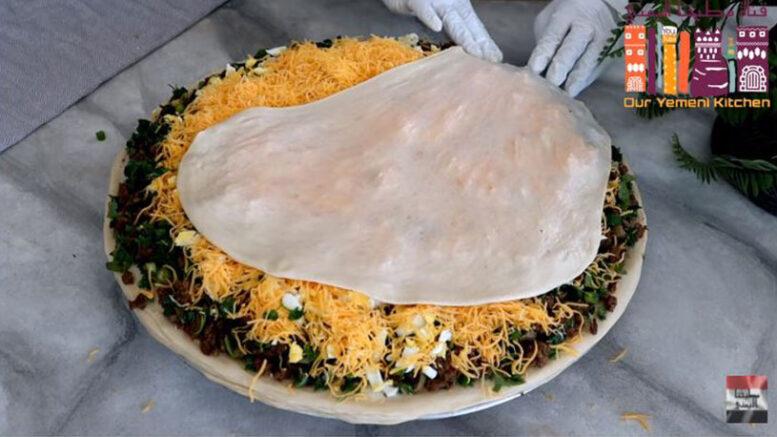 Sahura Kahvaltıya Leziz Yemen Böreği Tarifi 4
