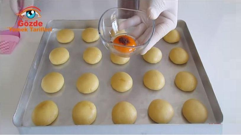Aranan Gerçek Pastane Şekerparesi Tarifi 2