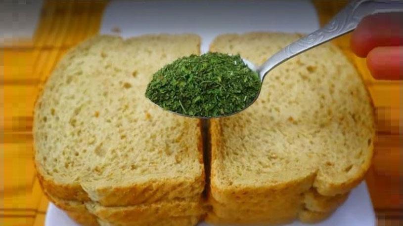 Bayat Ekmek Ve Naneden Anında Bitecek Tarif 1