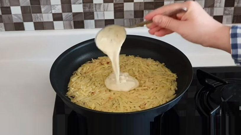 Biraz Patates Varsa Sahurluk Hazır 1