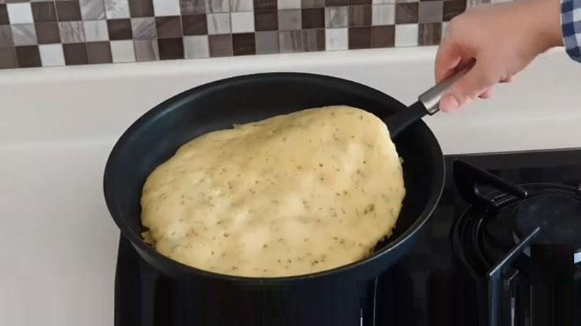 Biraz Patates Varsa Sahurluk Hazır 2