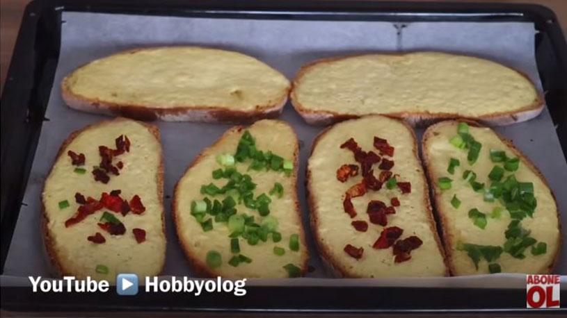 Ekmek Ve Biraz Yoğurttan Sahurluk Tarifi 2