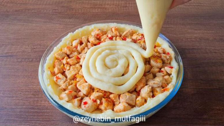 Patatesten İftara Sahura Çok Yakışacak Yemek Tarifi 3