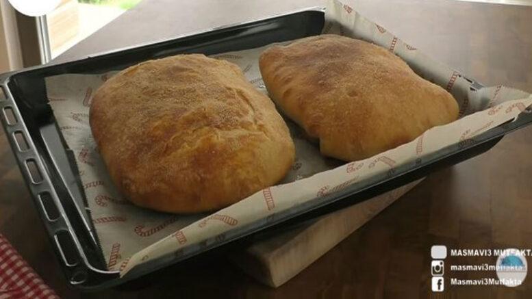 Sahura Susatmayan Acıktırmayan Çörek Tarifi