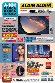 A101 Aktüel 6 Mayıs 2021 Kataloğu – Sayfa 1