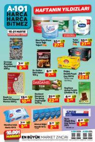 A101 Aktüel Ürünler 15-21 Mayıs 2021 Kataloğu – Sayfa 1