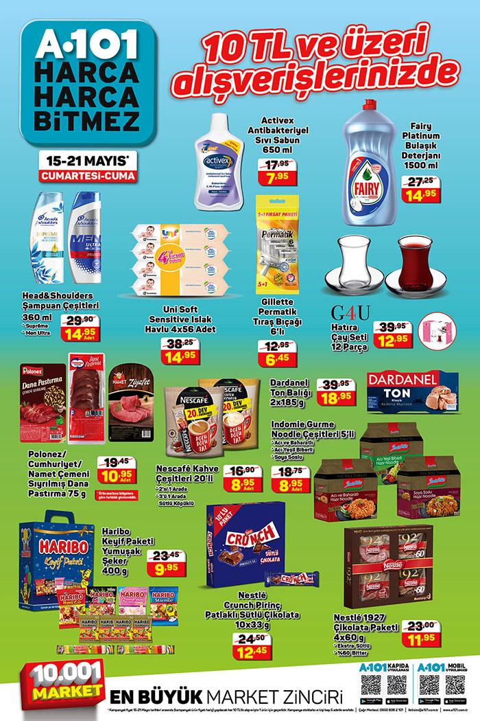 A101 Aktüel Ürünler 15-21 Mayıs 2021 Kataloğu – Sayfa 5