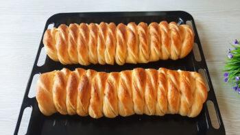 Kahvaltıya Bambaşka Çörek Tarifi