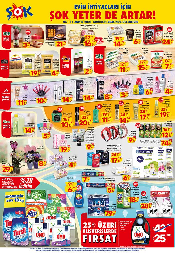 ŞOK 5 – 11 Mayıs 2021 Aktüel Ürünler Kataloğu - Sayfa - 3