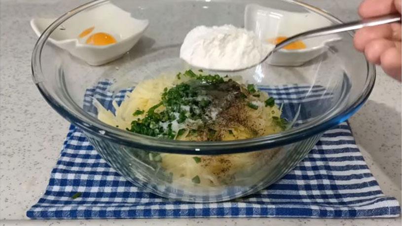 Patatesli Aşırı Kolay Kahvaltılık Tarifi 2