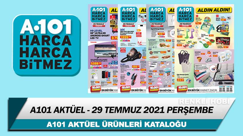 A101 Aktüel 29 Temmuz 2021 Perşembe – A101 Aldın Aldın İndirimli Ürünleri