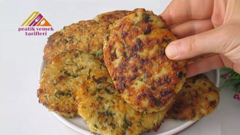 Pirinçli Şok Lezzetli Kahvaltılık Tarifi