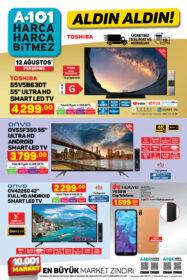 A101 Aktüel 12 Ağustos 2021 – Sayfa 1
