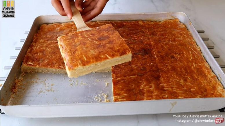 Daha Güzeli Olmayan Kahvaltılık Çörek Tarifi