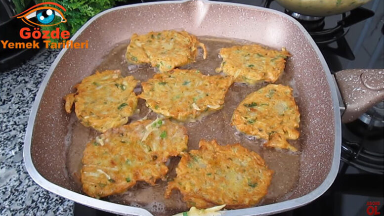 Patates Soğanlı Tavada Kahvaltılık Tarifi