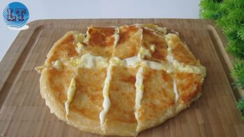 Yumurta Maya Fırın Olmadan Şaşırtan Çörek Tarifi