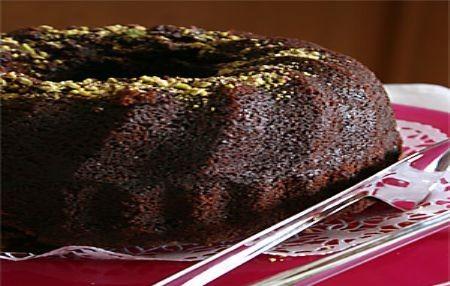 Elmalı Çikolatalı Kek Tarifi