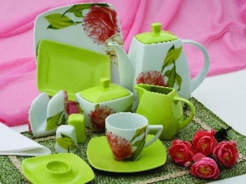 Porselen Kahvaltı Takımı Modelleri - 2